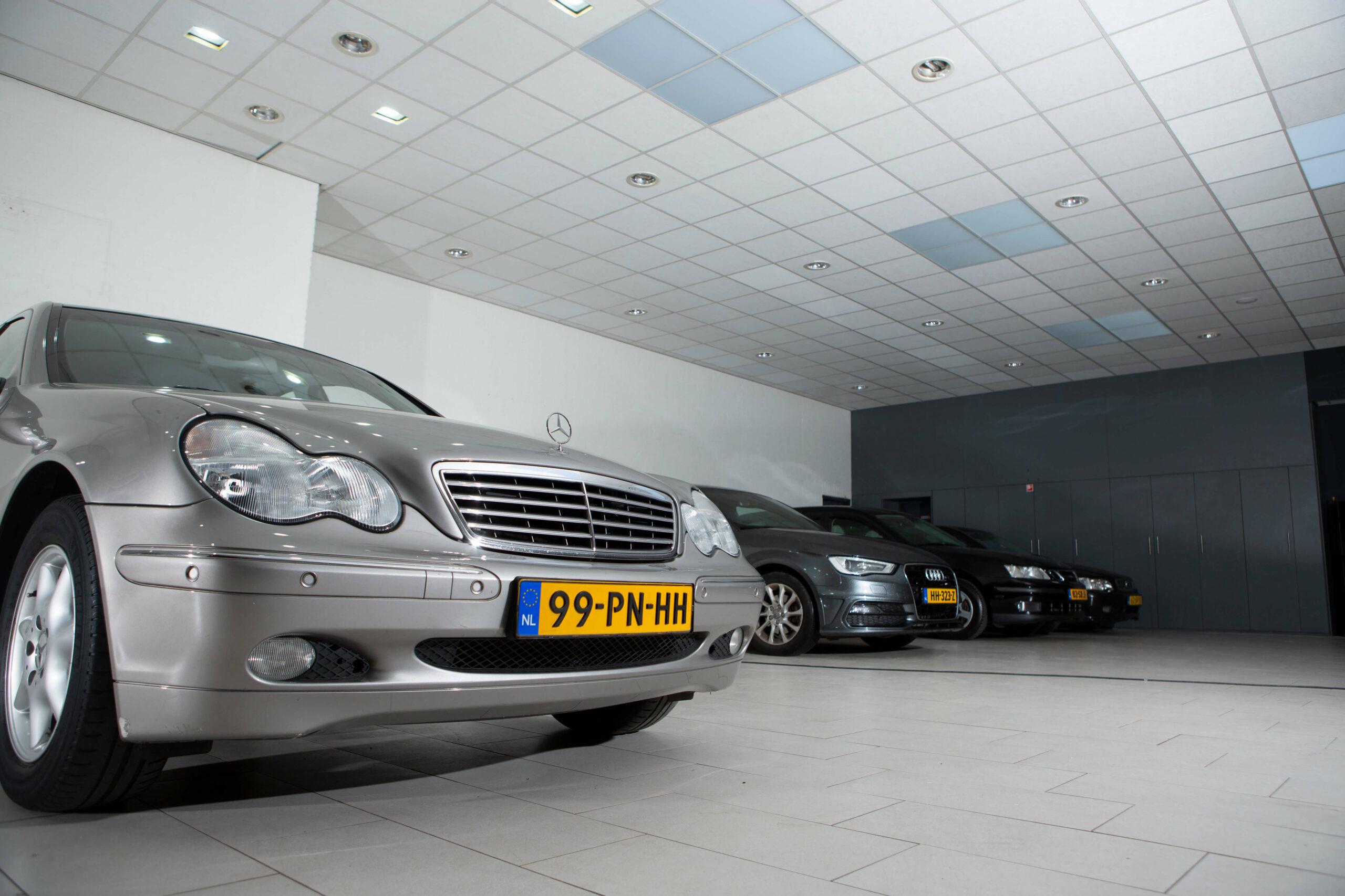 Showroom Autoservice Martin Jansen